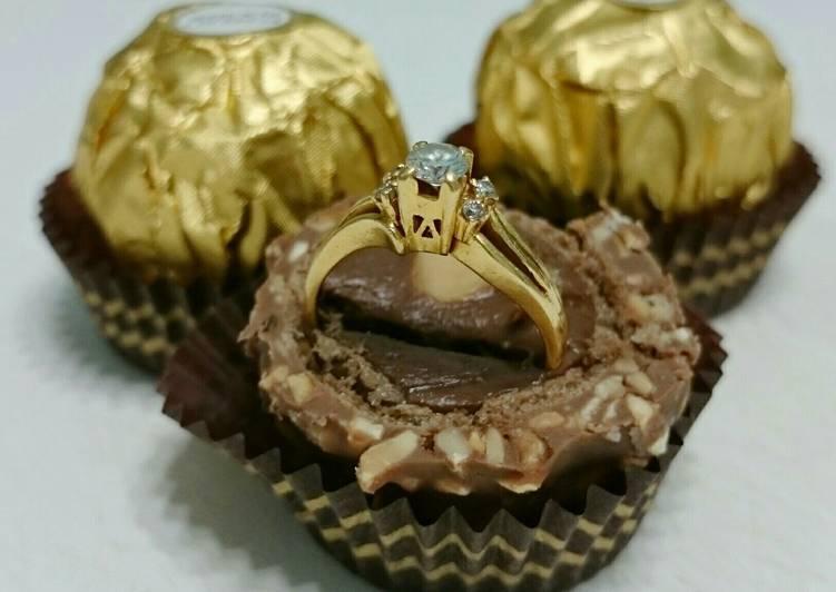 Valentine's Day Ferero Rocher Gift