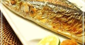 Foolproof Salt-Grilled Pacific Saury in a Frying Pan
