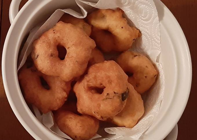 How to Make Jamie Oliver Ulunthu Vadai (Tamilnadu cuisine)