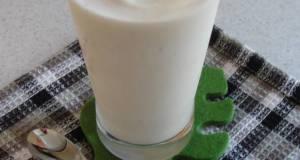 Cafe-style Banana Juice