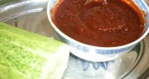 Sambal Malaysian Chili Pepper Sauce