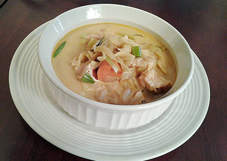 Creamy Chicken Noodle Soup, Find out The Truth About Superfoods