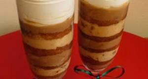 Hazelnut Latte Trifles