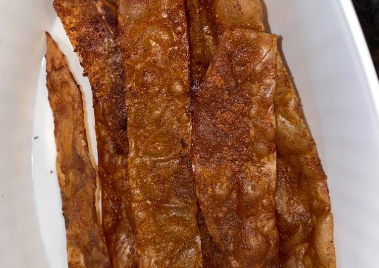 How to Make Any-night-of-the-week Vegan bacon