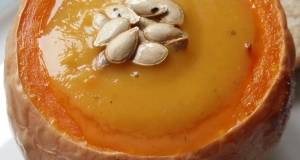 Vickys Roasted Butternut Squash  Parsnip Soup GF DF EF SF NF
