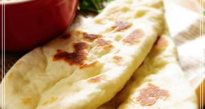 Chewy and Light Naan Bread