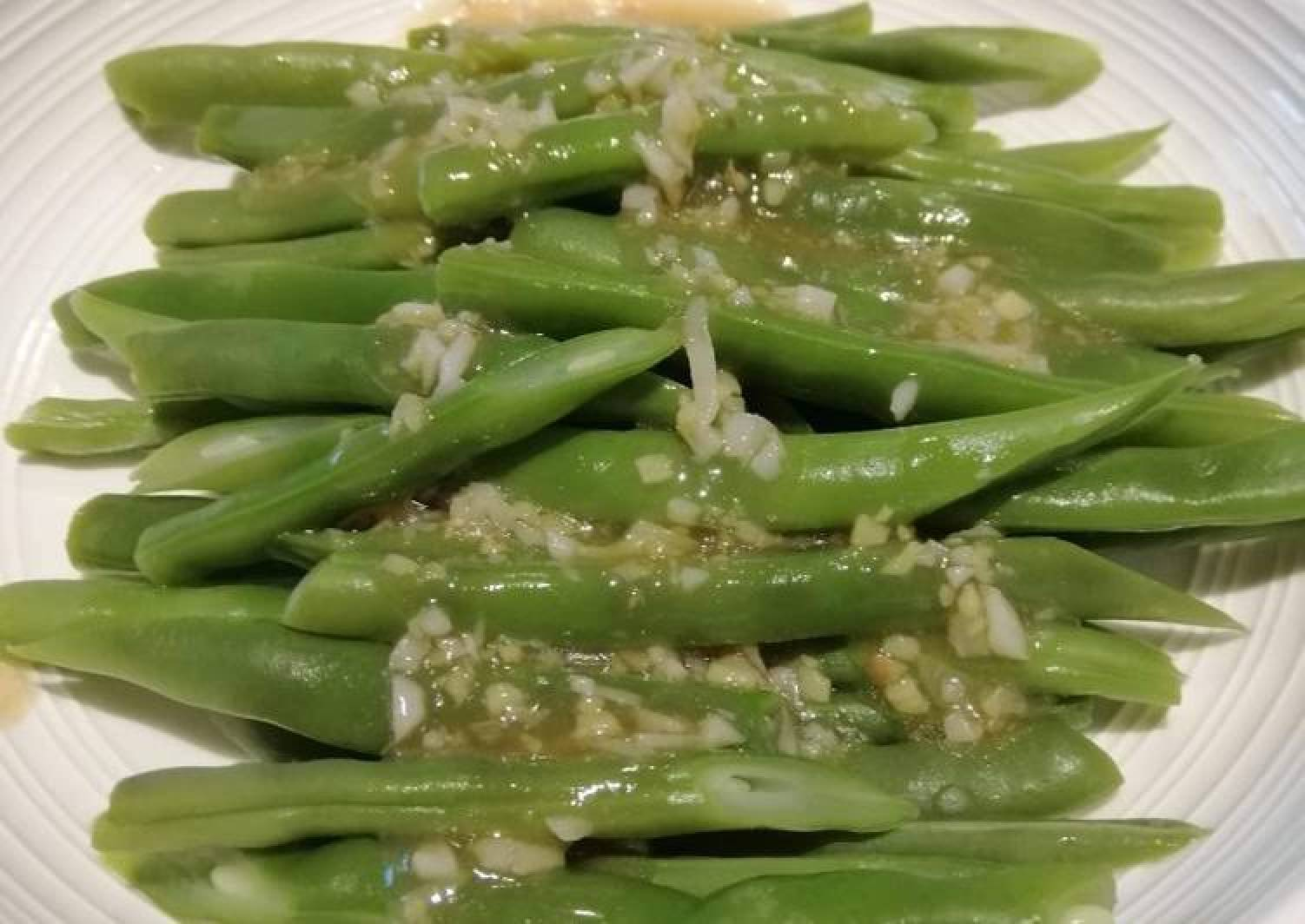 Steam French Beans