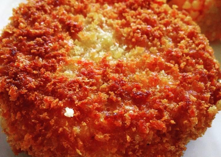 Pan Fried Arancini