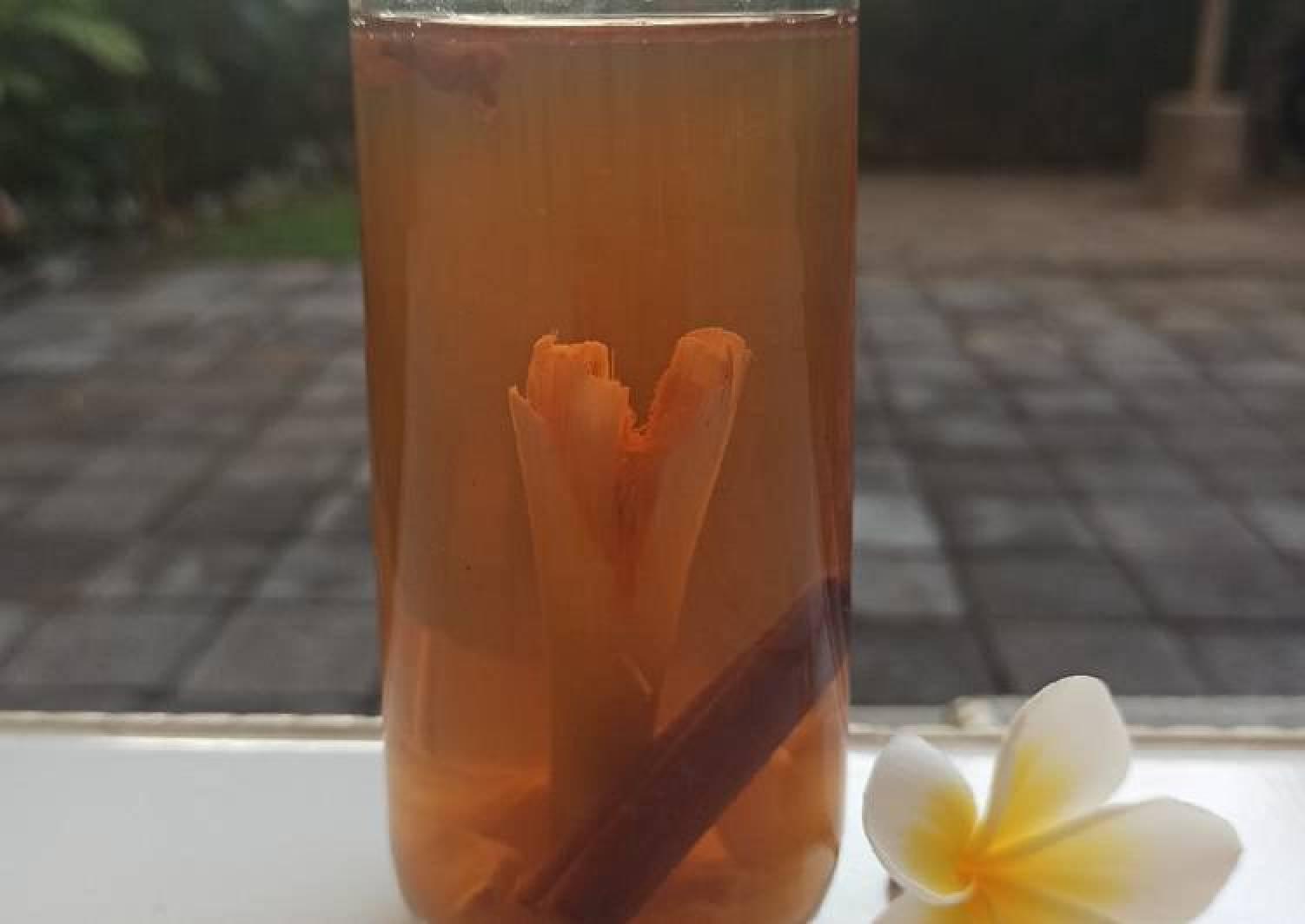My Homemade Herbal Tea