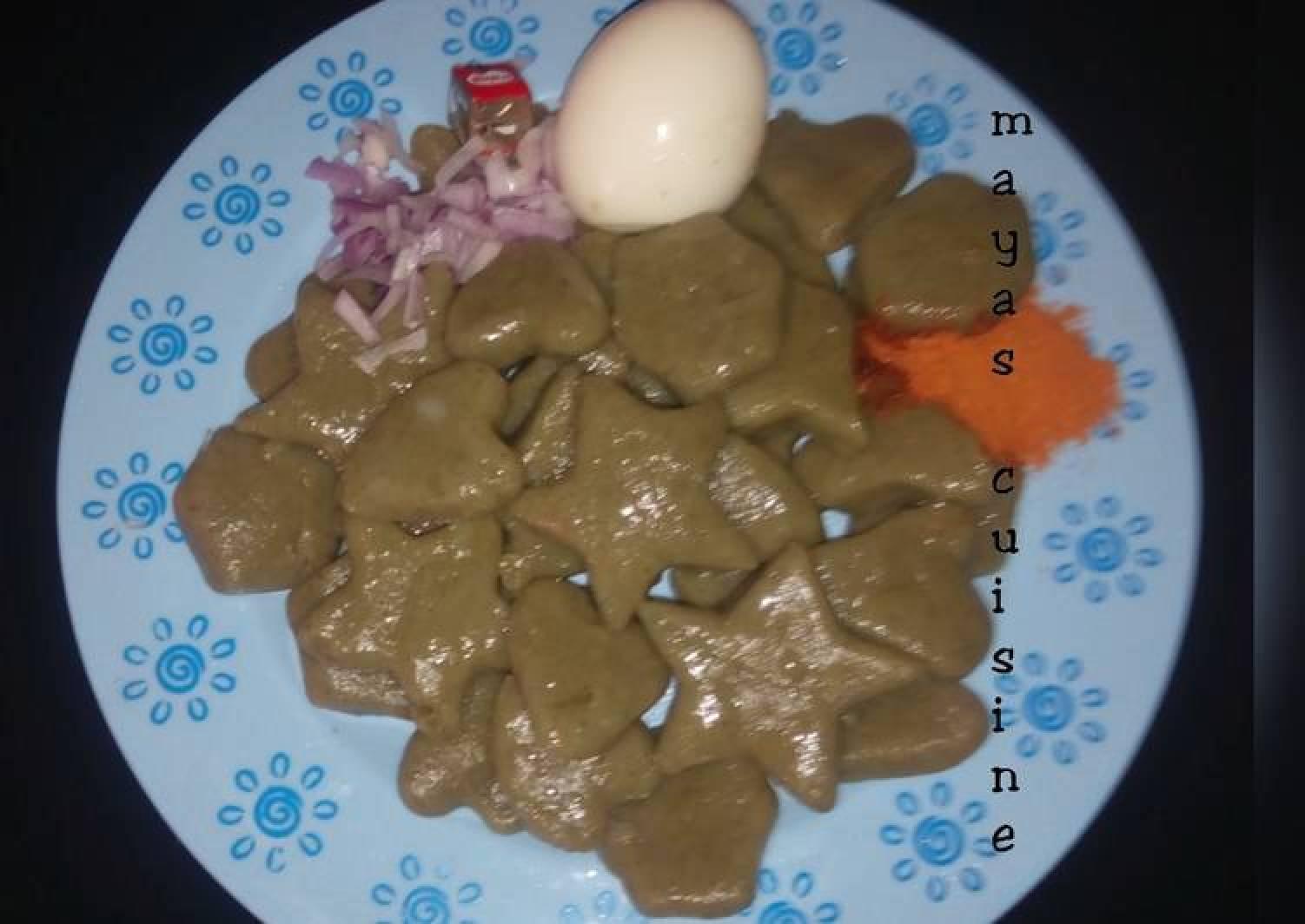 Beans dumplings(Dan wake)