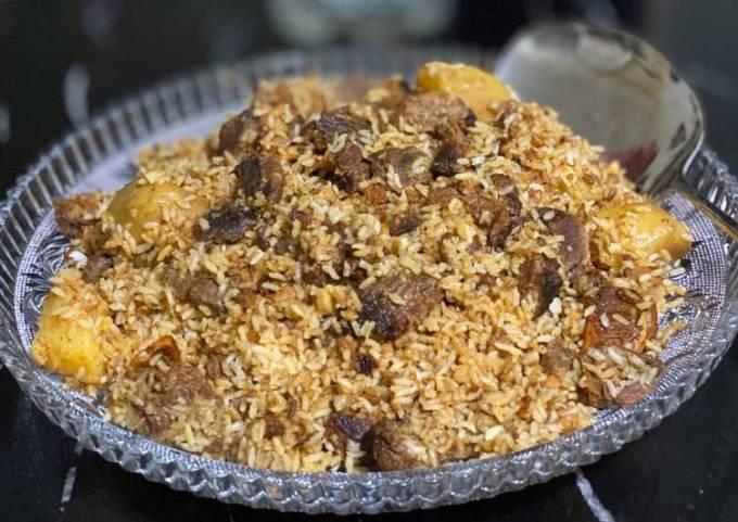 Dhakaya Beef / Lamb / Mutton Kacchi