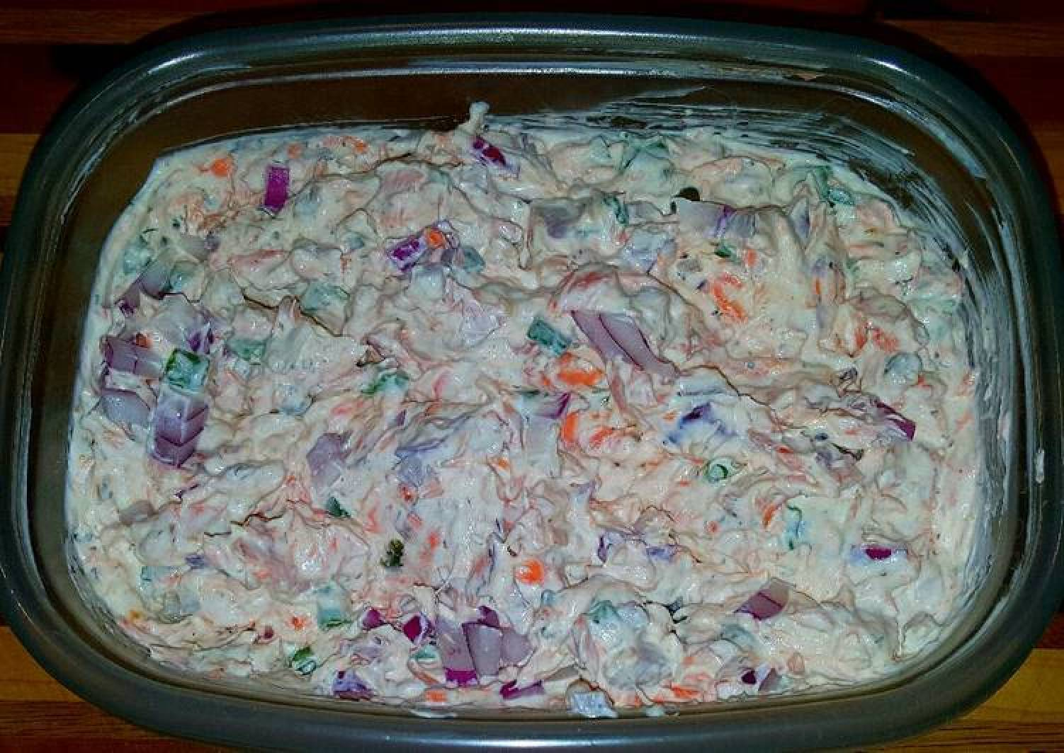 Mike's Creamy Sockeye Salmon Bagel Spread