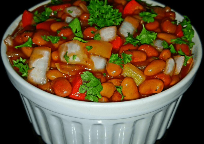 Mike's BBQ Baked Beans