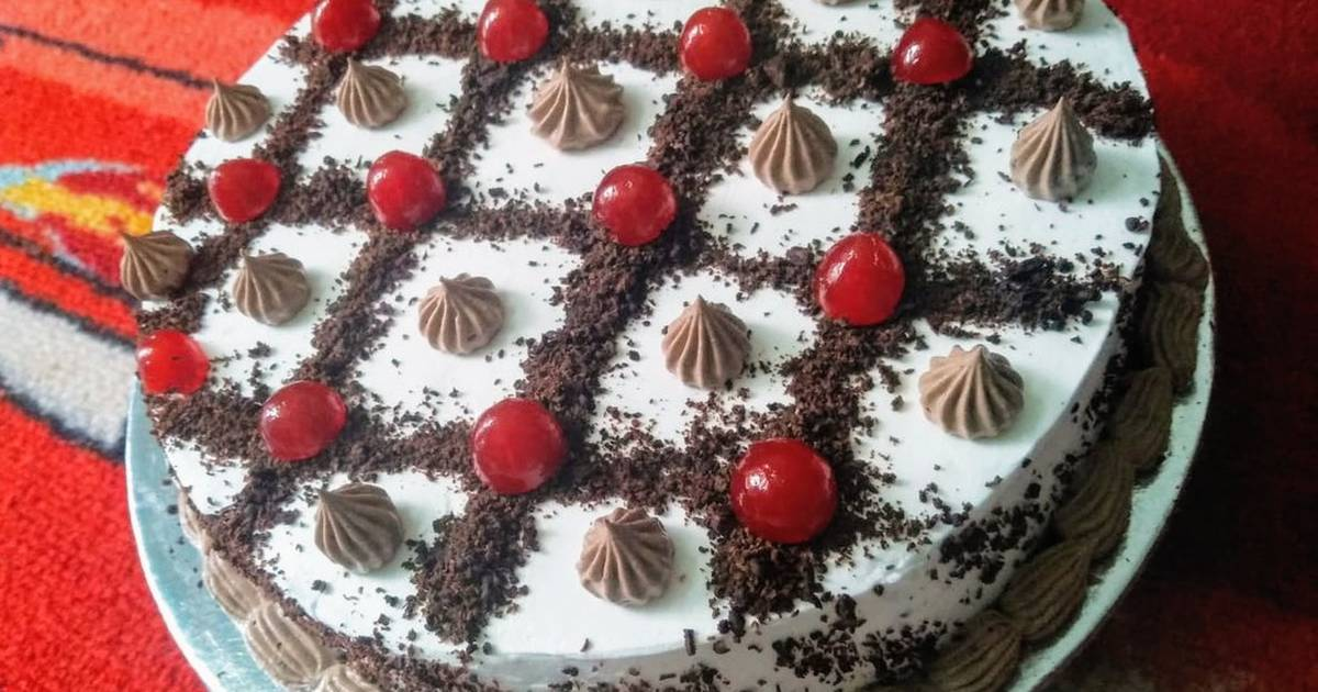 If you are looking for the animal characters' cake designs, then head over. Chocolate Cake Or Black Forest Cake Recipe By Deepti Patil Cookpad