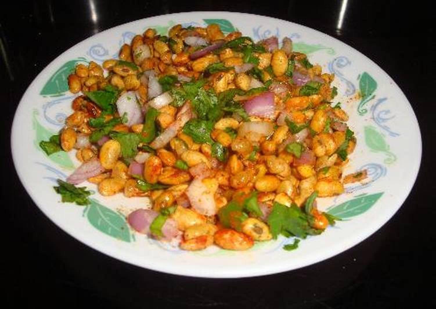 Deep Fried Soyabean Snack