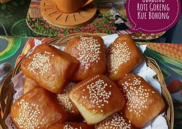 50.2020.Odading aka Roti Goreng/Bantal/Bolang-baling dll
