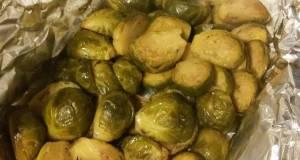 Foil Pouch Brussel Sprouts