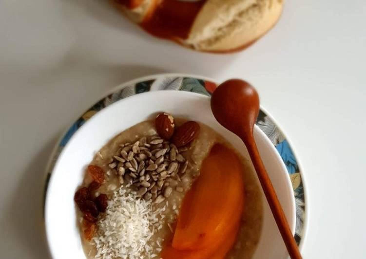 Oat porridge (warm)
