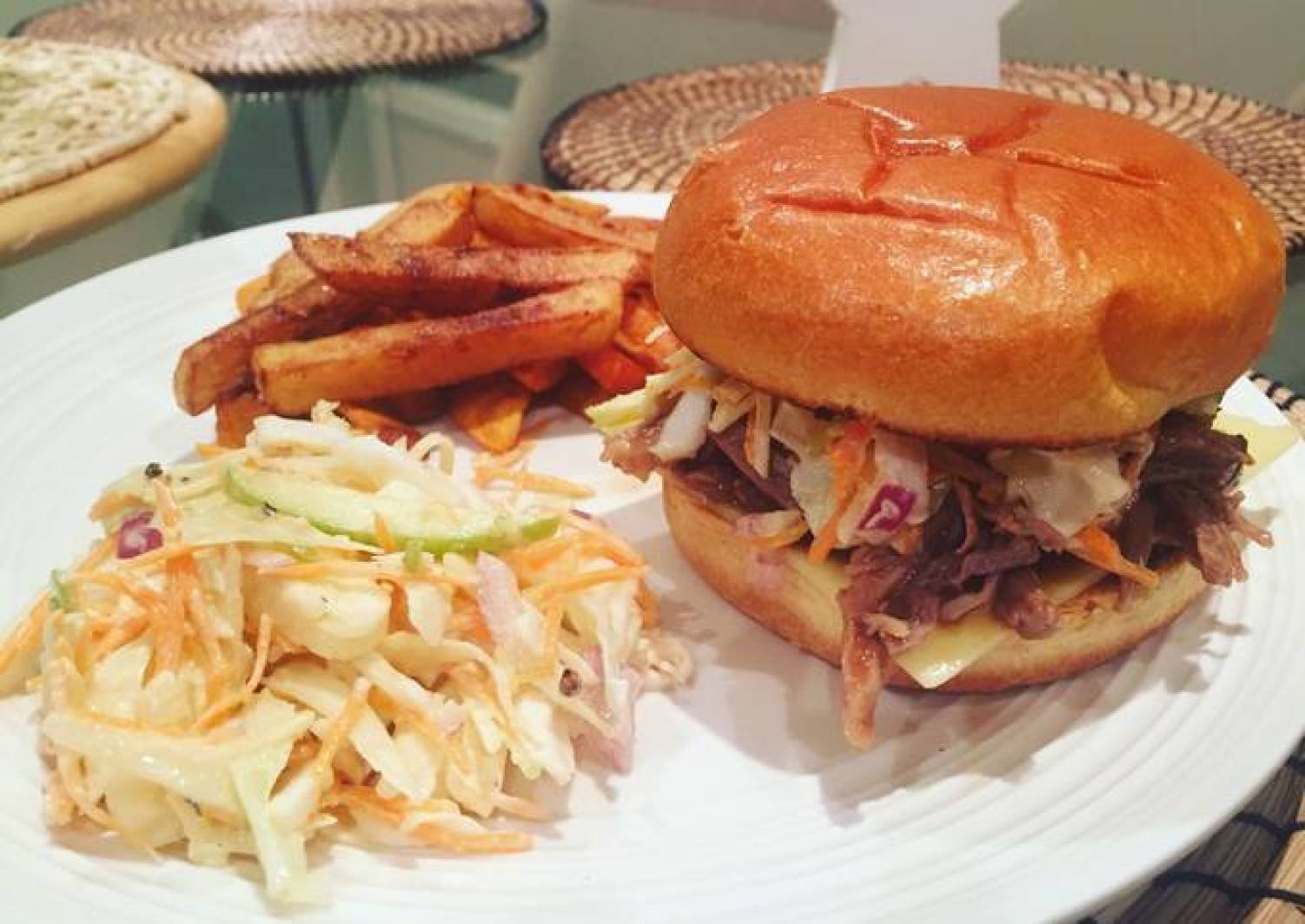 How To Make Speedy Bbq Pulled Pork Burger Best Recipes