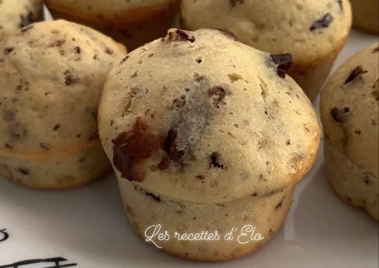 Mini muffin façon gâteau au yaourt
