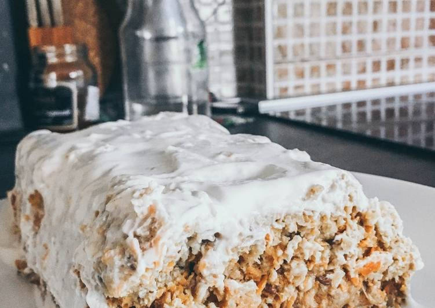 Healthy Desserts-Carrot Cake🥕