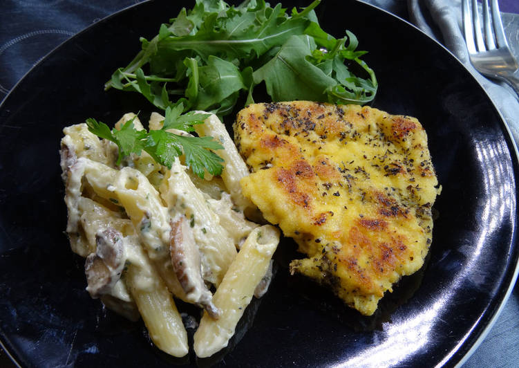 How to Make Perfect Chicken Milanese
