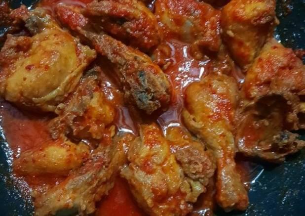 Ayam Balado Pedas #21