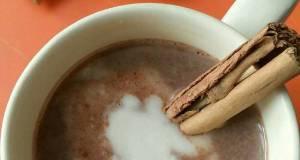 Vickys Pumpkin Hot Chocolate GF DF EF SF NF