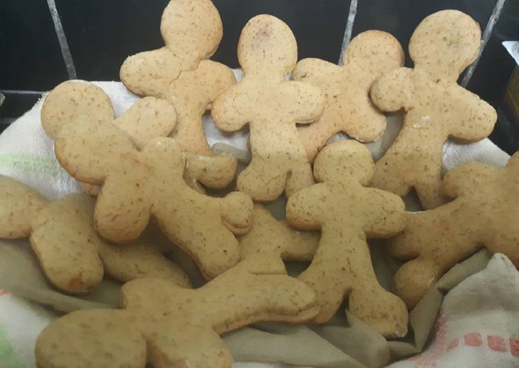 Ginger bread cookies # My Favorite Easter dish contest #