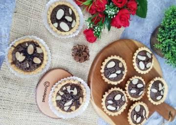 Resep Pie brownies Paling Joss