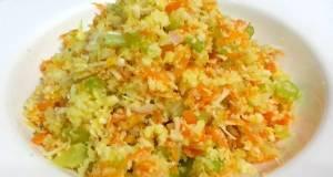 Cauliflower Couscous Vegan