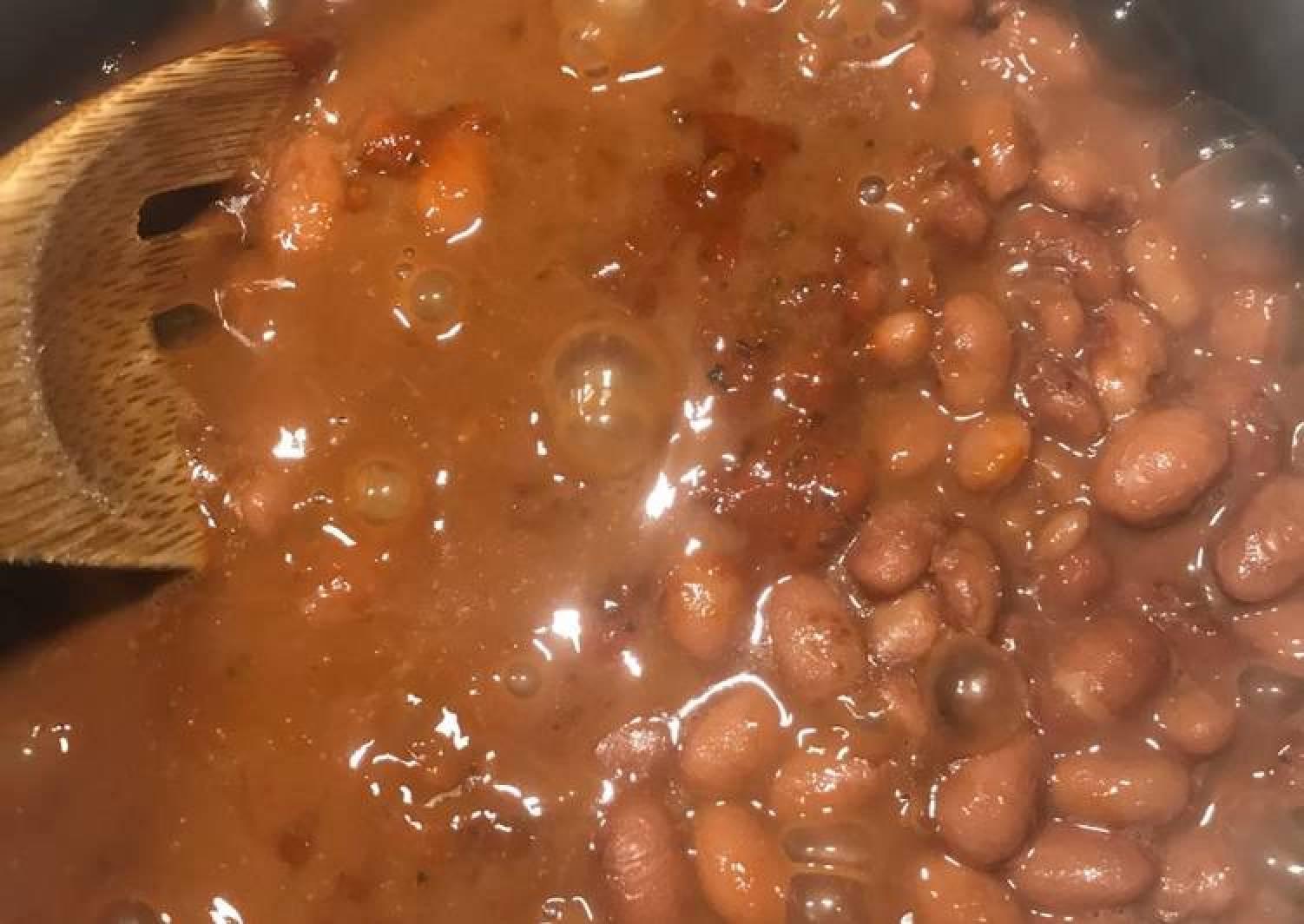 Mamas Puerto Rican pink beans