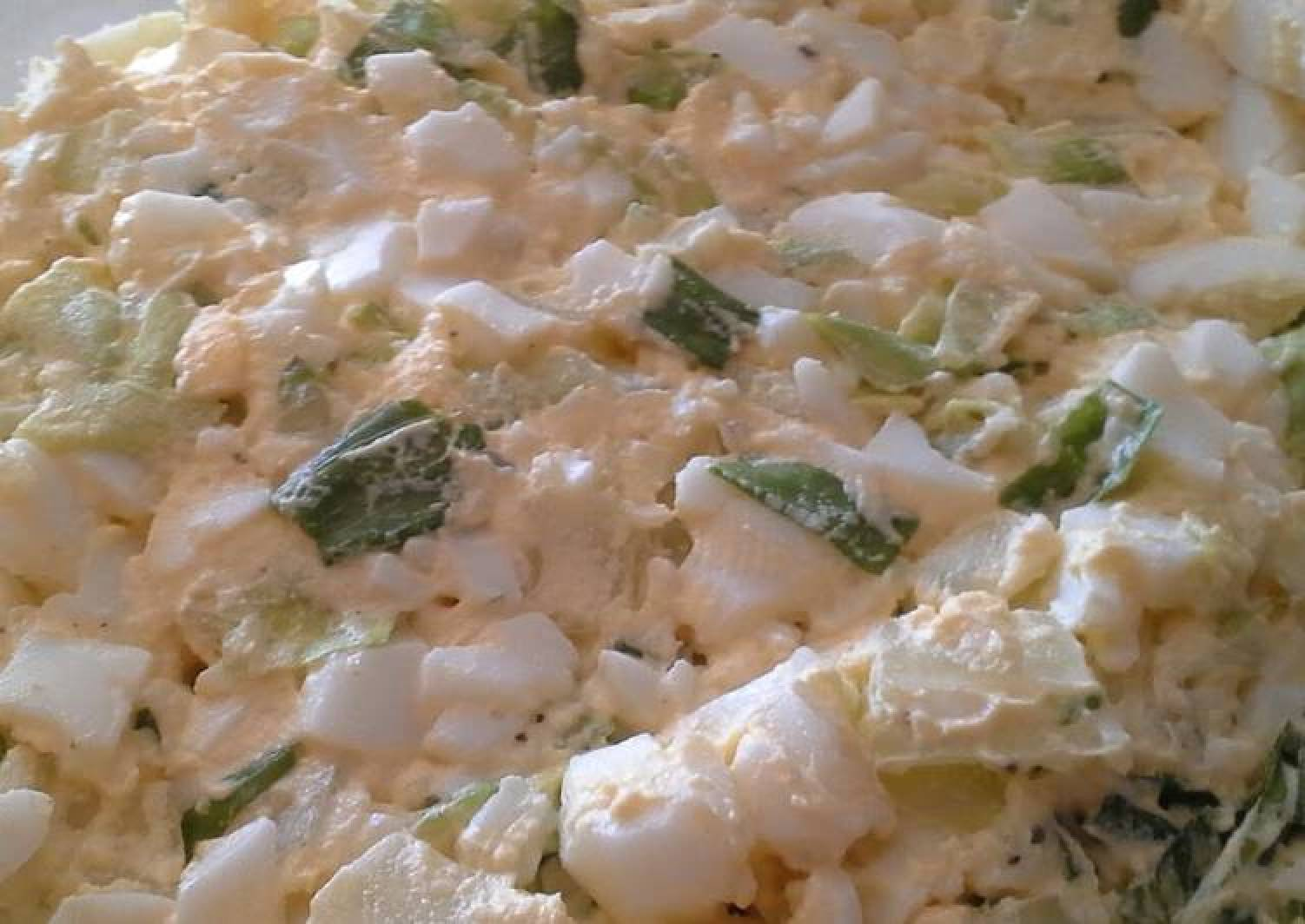 Lettuce & Egg Salad