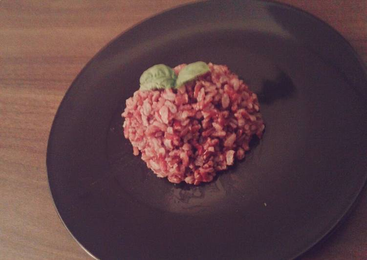 How To Cook Thai Red Rice
