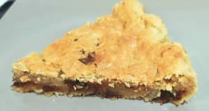 Secret Ingredient Chocolate Chip Cake