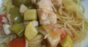 Sweet and sour chicken easy