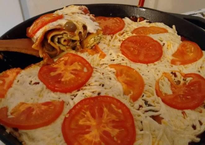 Vegan Lasagna: Ricotta's Revenge