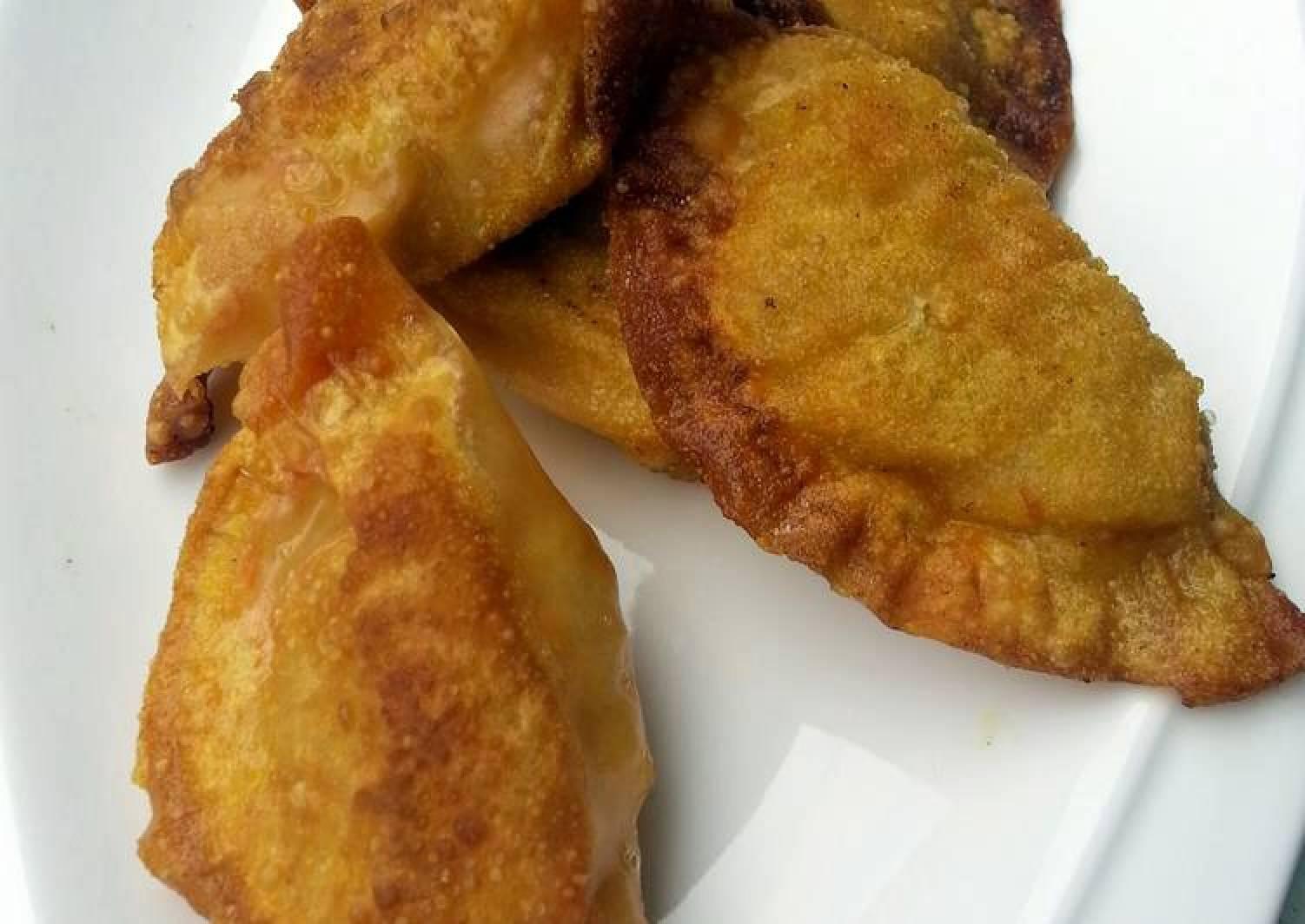 Easy Fried Dumpling
