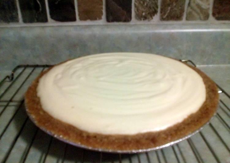 gluten free lime pie(no egg )