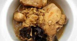 Ginger Chicken Traditional Hakka Dish
