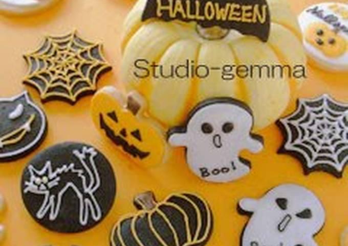 Recipe of Favorite Halloween Cookies
