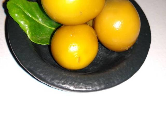 Bacem Telur/Tahu/Tempe Angkringan