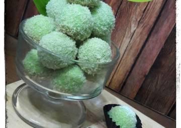 Resep PONTART a.k.a Klepon Tart Cookies Paling Enak