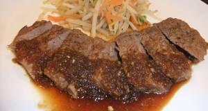Basic Onion Steak Sauce