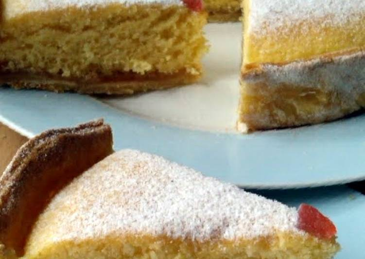 Recipe of Super Quick Homemade Vickys Sunshine Cake, Gluten, Dairy, Egg, Soy & Nut-Free