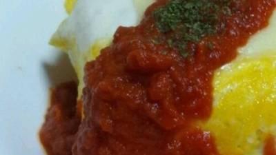 Permalink to Recipe: Delicious Easy Italian Omu-Rice