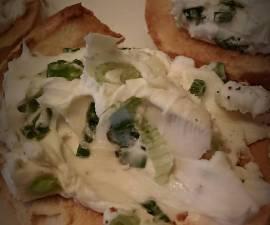 Recipe: Appetizing Savory Bagel Spread