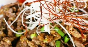 Goes Great with Rice Super Easy Spicy Beef Fry