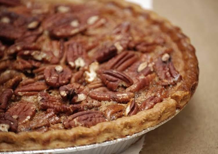 Cinnamon Pecan Pie