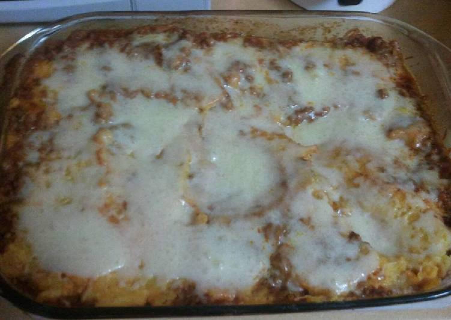 Pastelòn De Amarillo (Sweet Plantain Dish)